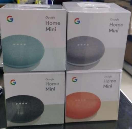 Asistente Google home mini nuevos en caja sellada