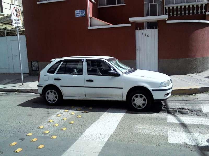 volkswagen gol año 2000