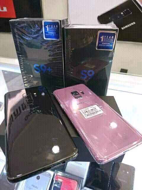 Samsung galaxy s9 / s9 más 64 gb, 128gb