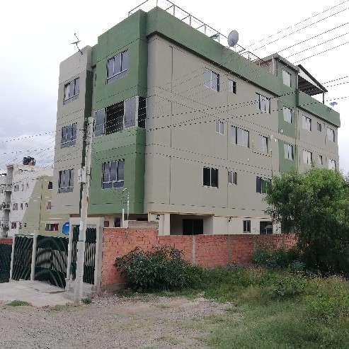 Departamento En Venta En Cbba, Sacaba, Zona Guadalupe
