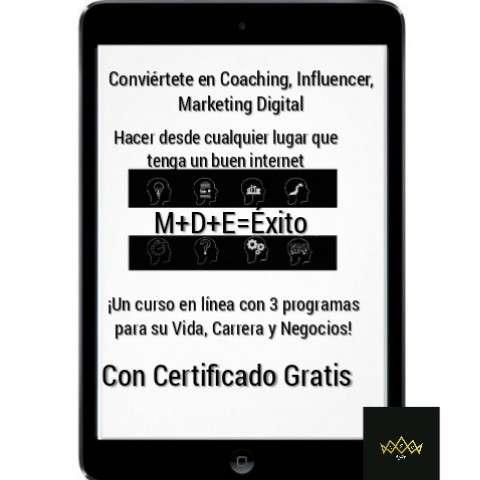 Programa de video interactivo Conviértete en Coaching, INFLU