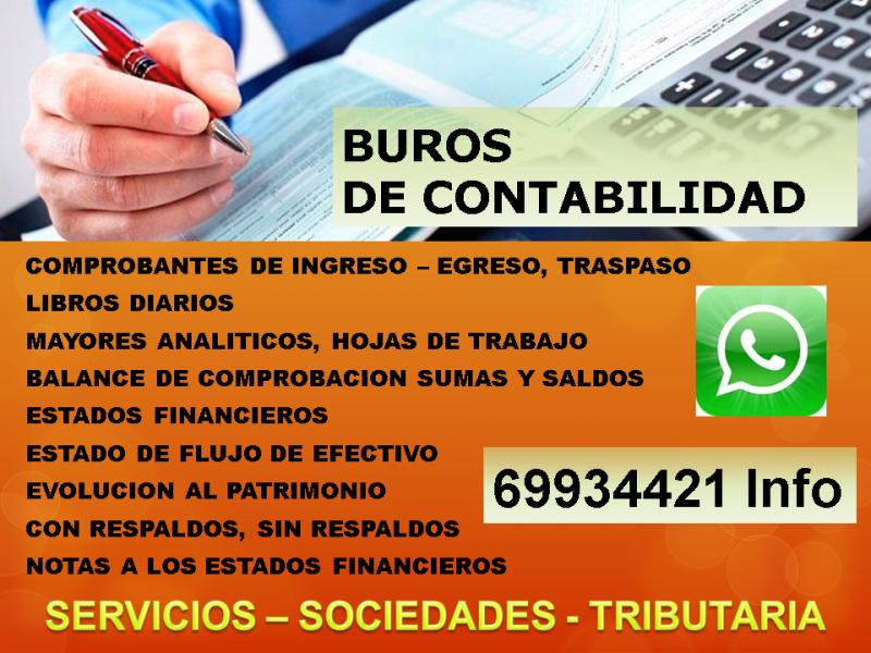 BUROS DE CONTABILIDAD