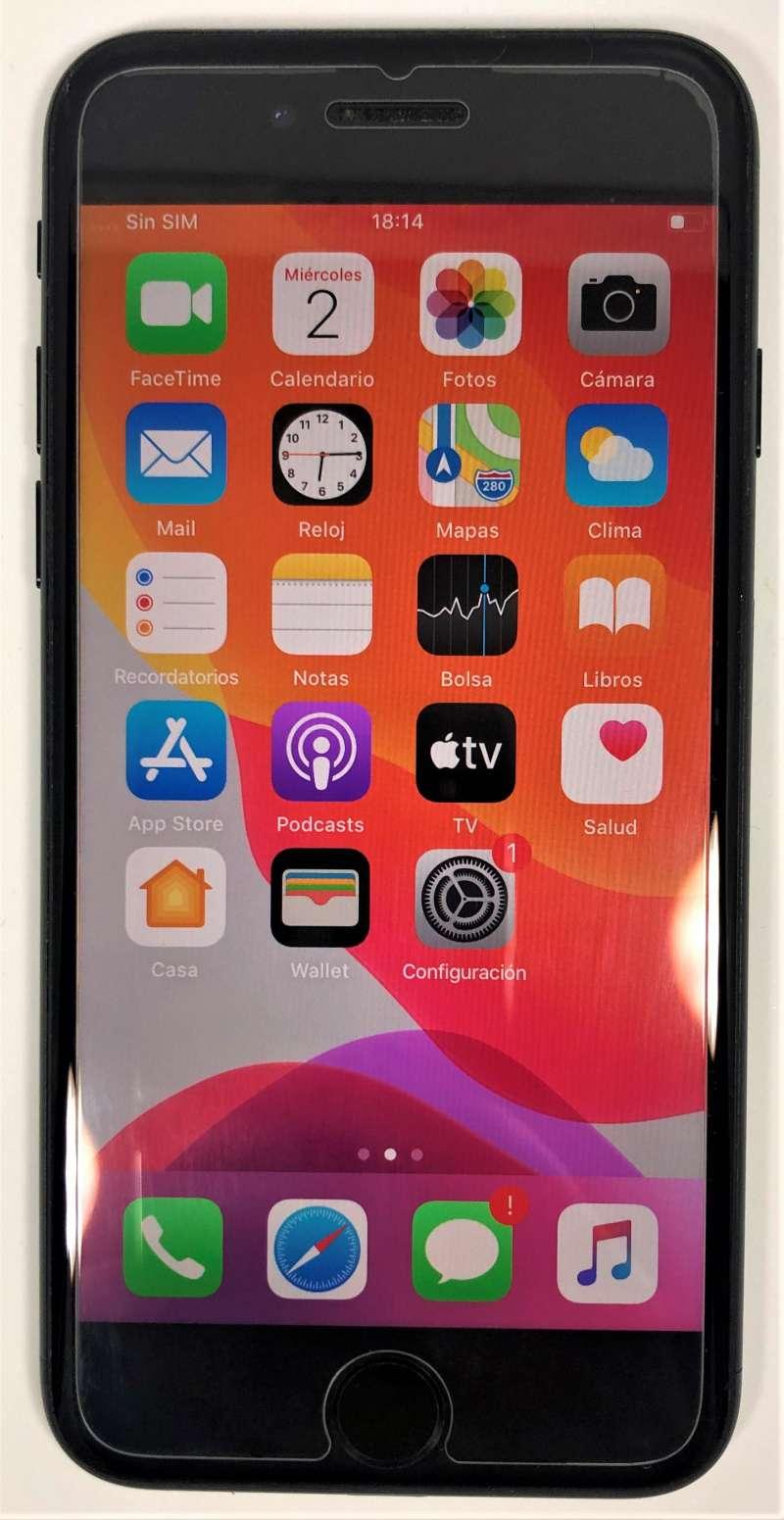 iPhone 8 Libre de registro
