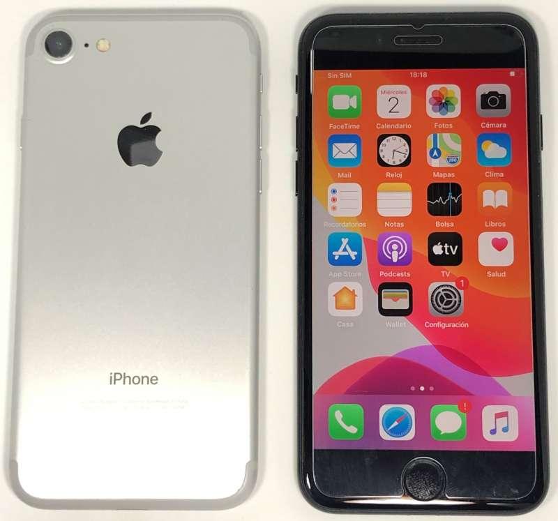 iPhone 7 Libre de registro