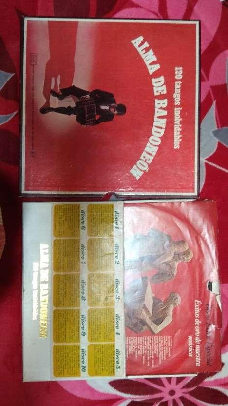 colección 11 discos
